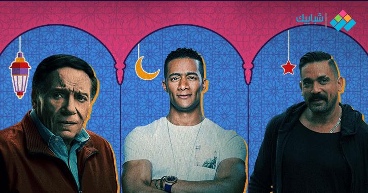 مسلسلات رمضان 2019.. ما سنشاهده لمحمد رمضان وعادل إمام وأحمد السقا ودينا الشربيني