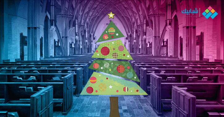 ما يفعله المسيحيون في الكنائس ليلة عيد الميلاد