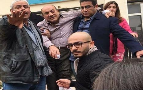 النيابة العامة تكشف حقيقة الاعتداء على هشام جنينة.. وقرار عاجل ضد المتهمين