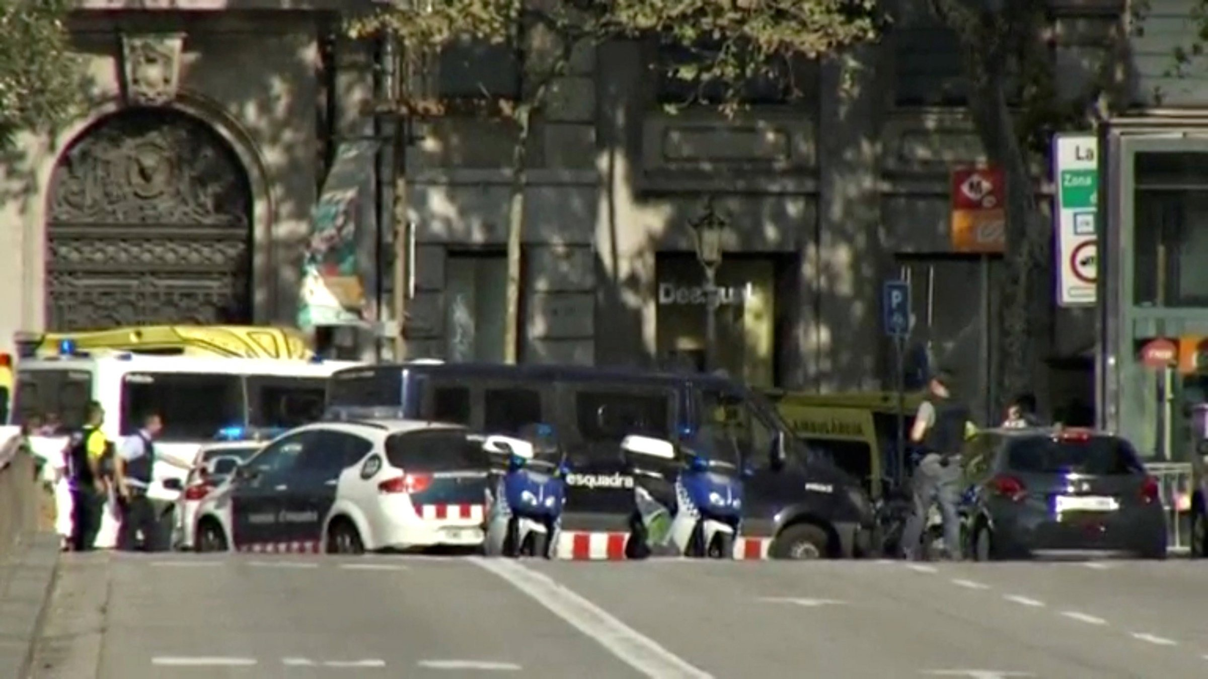 ارتفاع حصيلة قتلى هجوم برشلونة «الداعشي»