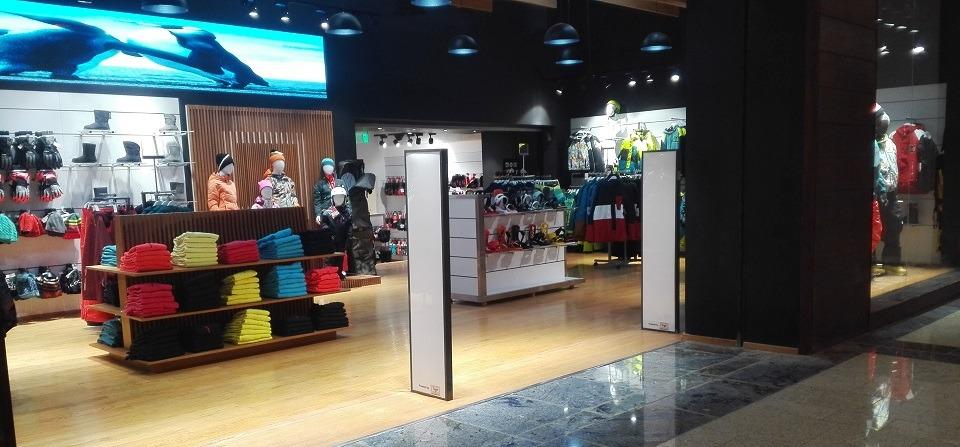 70ed98569 تعرف على أبرز محلات الملابس في «مول مصر» - شبابيك