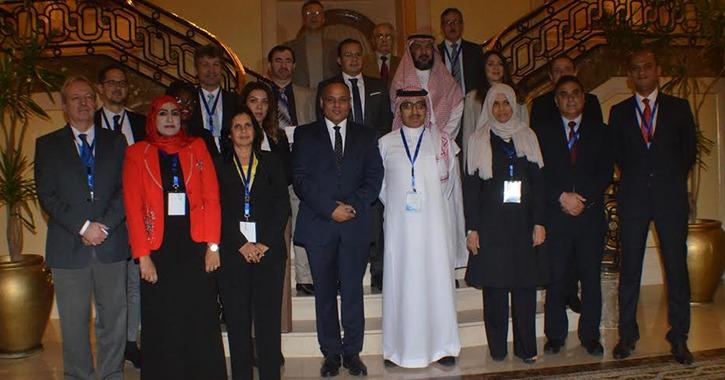 أكاديمية البحث العلمي تستضيف اجتماع المجلس العالمي لبحوث الشرق الأوسط وشمال أفريقيا