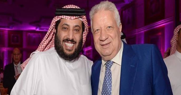 تركي آل الشيخ رئيسا شرفيا للزمالك.. والجماهير ترد