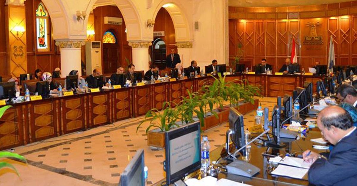 جامعة المنصورة تضع اللمسات النهائية لانتخابات الاتحاد