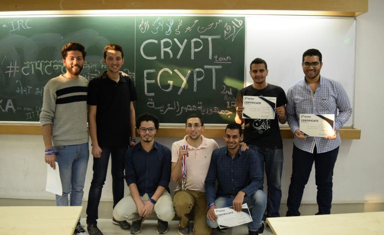 طلاب كلية الهندسة بجامعة المنيا يحصدون المركز الثاني في مسابقة الروبوتات بالهند