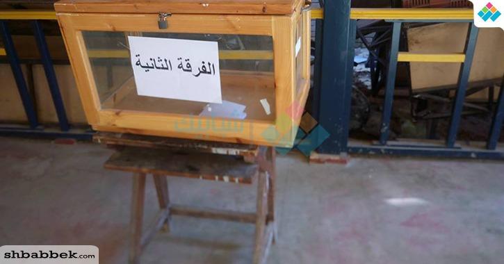 ورقتان في صناديق انتخابات اتحاد أربع فرق بكلية هندسة المنصورة