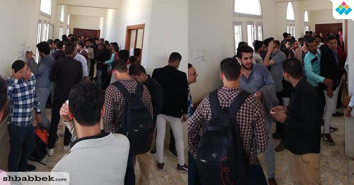 عقد اختبارات التشعيب بكلية الإعلام جامعة الأزهر