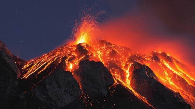 ماهي الصخور البركانية وأنواعها؟