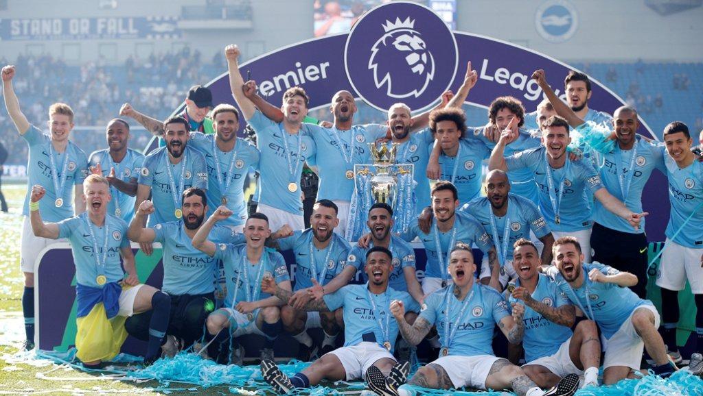 اتجاه لحرمان مانشستر سيتي من اللعب بدوري أبطال أوروبا بعد الفوز بـ«البريميرليج»