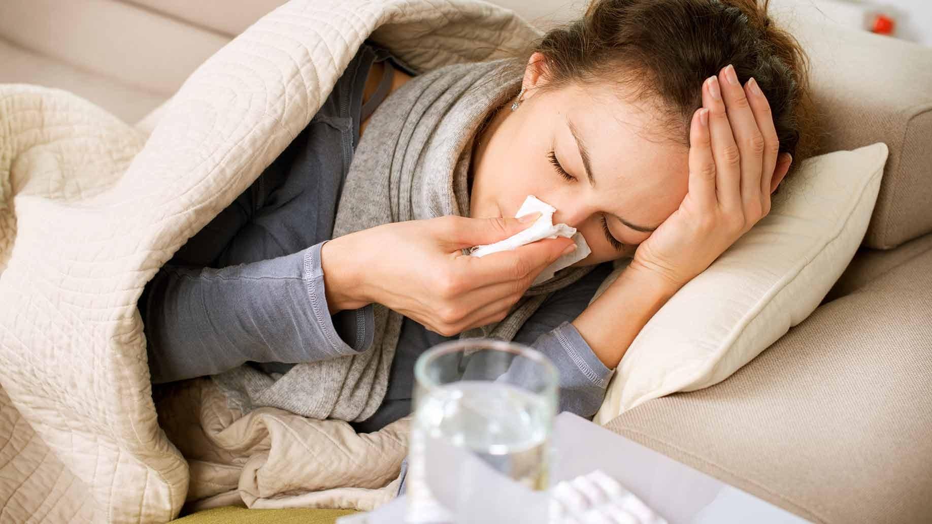 كيف تتجنب الإصابة بالبرد؟