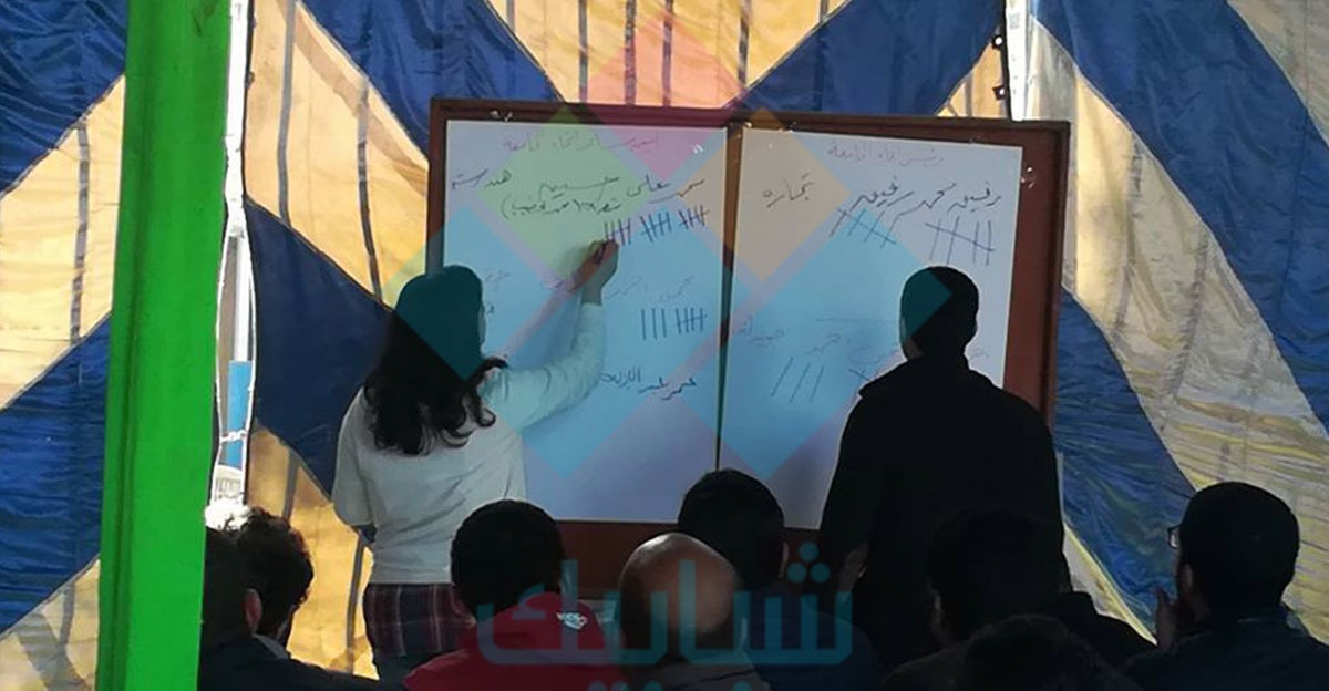 رفيق محمد رفيق رئيسا لاتحاد طلاب جامعة أسيوط