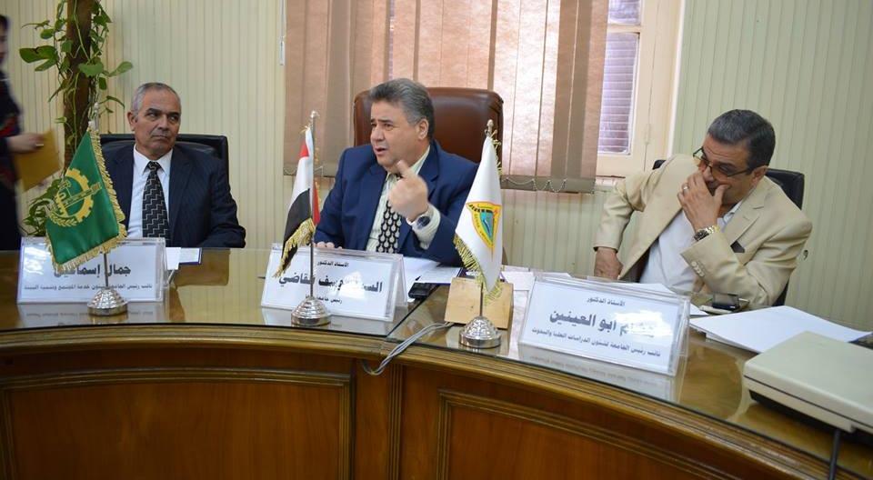 جامعة بنها تستضيف المؤتمر الدولي الصيني المصري