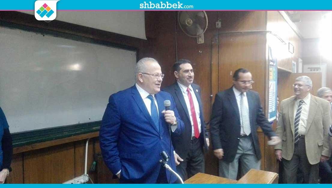 رئيس جامعة القاهرة: مصطلح الإجابة النموذجية يصنع التكفير