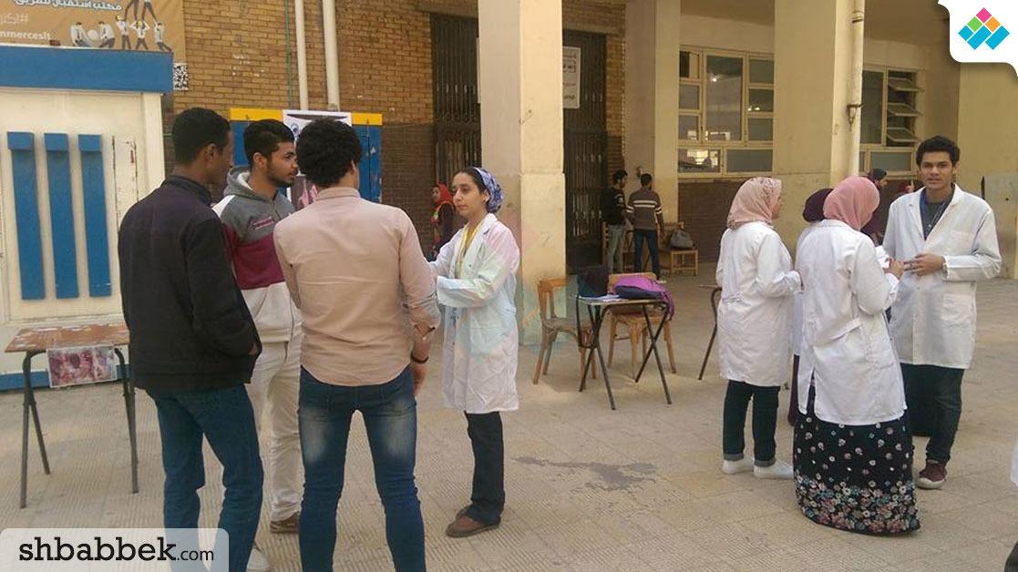 لكشف لحوم الحمير.. حملة توعية بجامعة الإسكندرية
