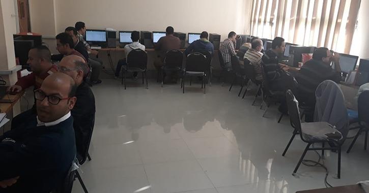 جامعة المنيا تحتل المركز الأول في مجال التدريب على تكنولوجيا المعلومات