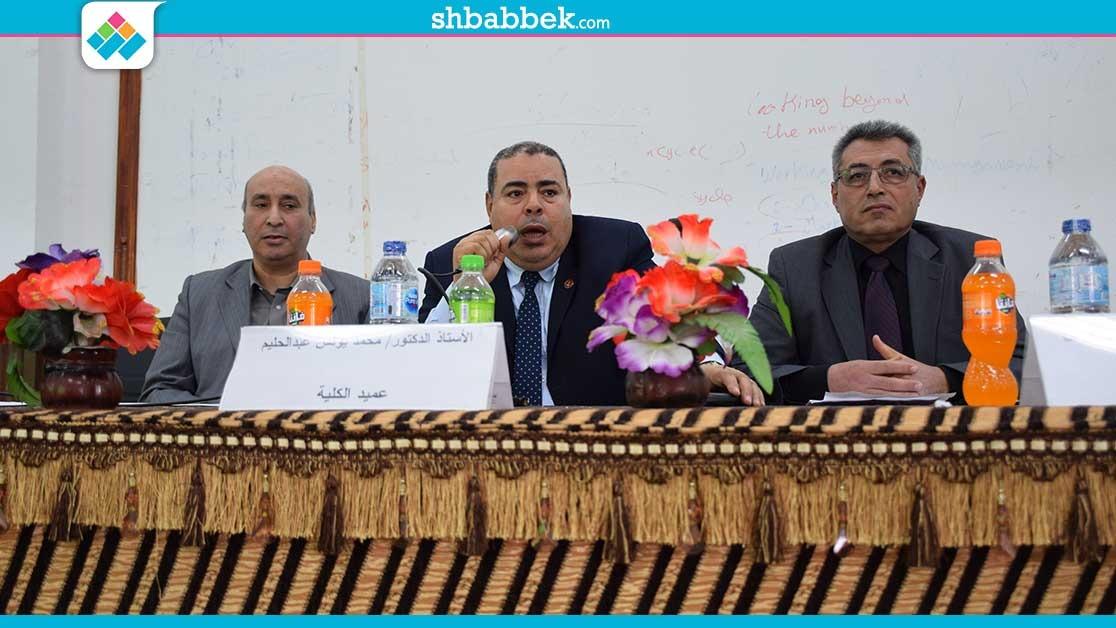 عميد بجامعة الأزهر: «مصر بلد الرئيس السيسي فكيف لا تكون قد الدنيا»