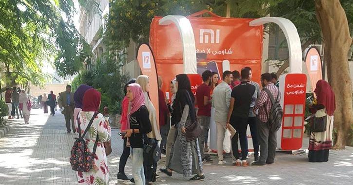 «شاومي» تسرق حملة دعاية من طلاب كلية إعلام القاهرة.. والشركة تدافع عن نفسها