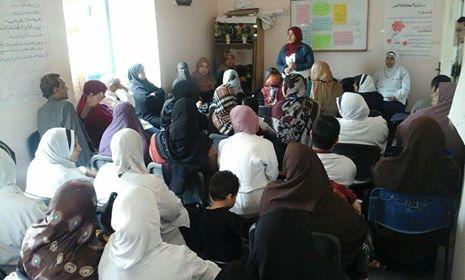 تدريب 100 طالب وطالبة في جامعة المنصورة ضمن مبادرة شباب مصر للتثقيف المجتمعي