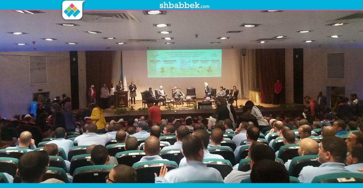 الجامعات تحشد لانتخابات الرئاسة وتستعين بالمشاهير لجذب الطلاب (فيديو)