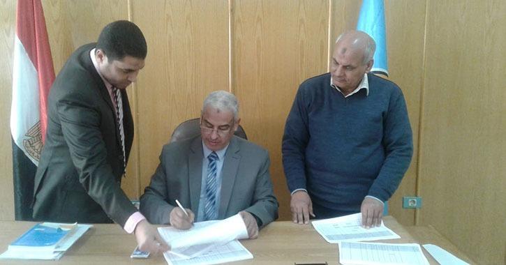 اعتماد نتيجة الفرقة الثانية بكلية تربية جامعة الأزهر فرع أسيوط