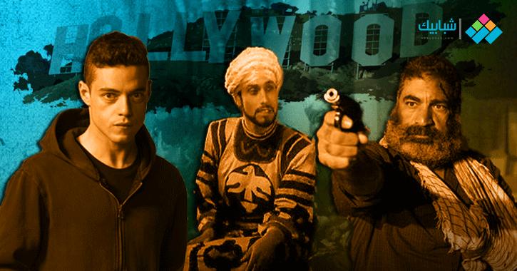 5 مصريين أبدعوا في هوليود منذ القرن الماضي.. تعرف عليهم