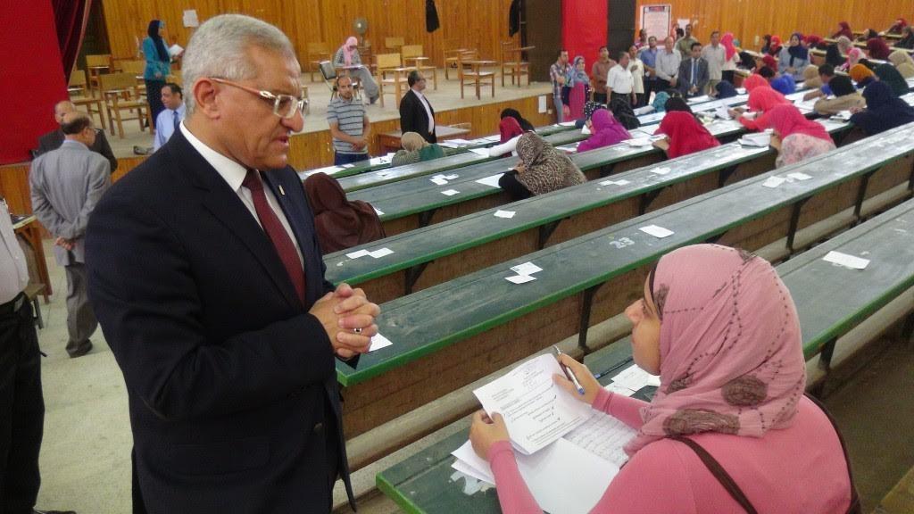 مجالس تأديب وحرمان.. جامعة المنيا تعاقب الطلاب في وقائع الغش