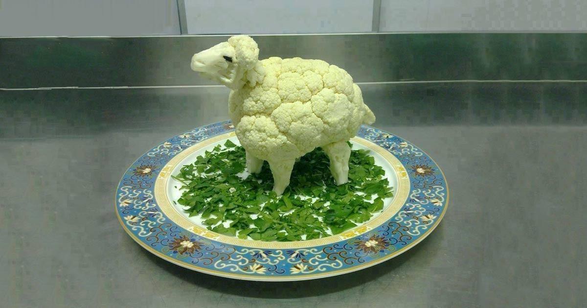 لو نباتي في عيد اللحمة.. هنقولك تتصرف إزاي