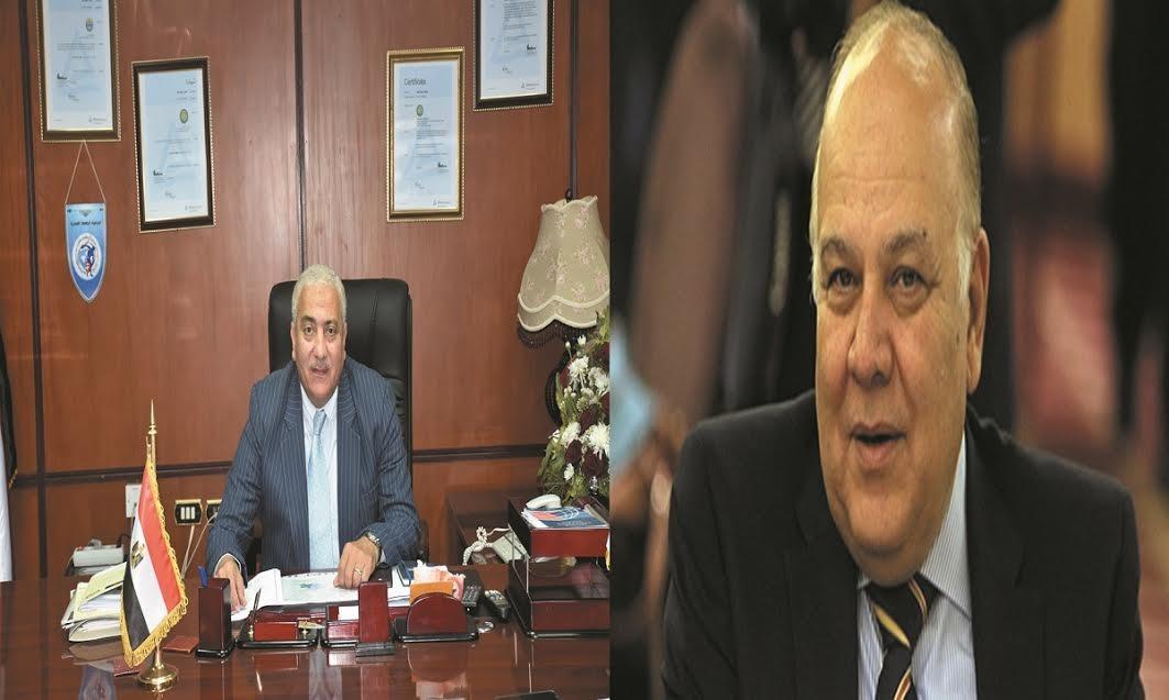 رئيس جامعة السادات يهنئ «سلامة» لفوزه بأمانة اتحاد الجامعات العربية