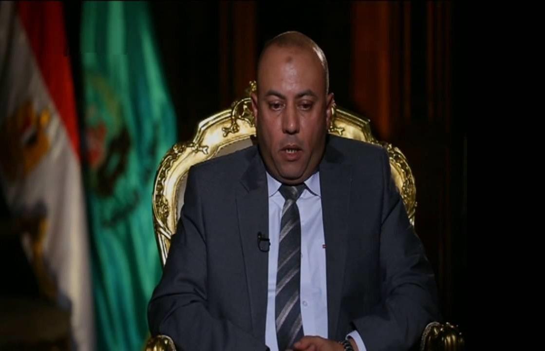 سبب القبض على محافظ المنوفية هشام عبدالباسط قبل لقائه بالسيسي