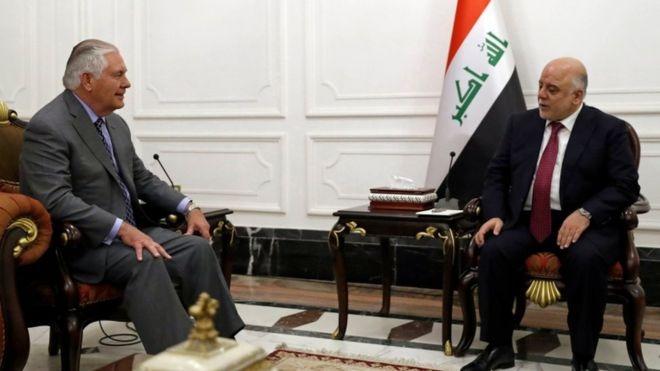 العبادي: مقاتلو «الحشد الشعبي» أمل العراق والمنطقة