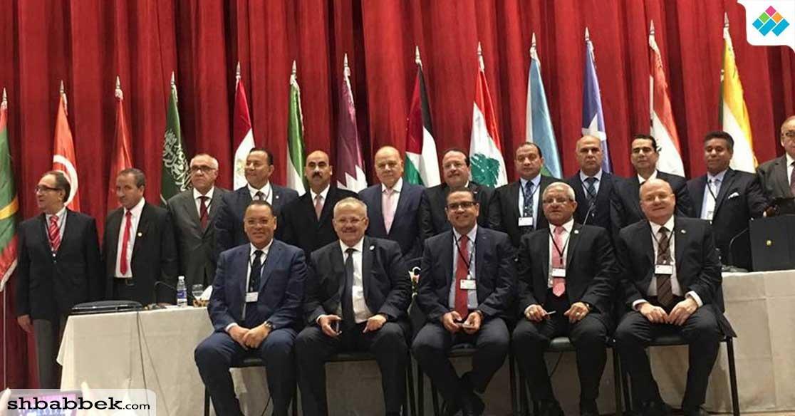 رؤساء الجامعات المصرية يشاركون في الدورة 51 لـ«الاتحاد العربي» بلبنان
