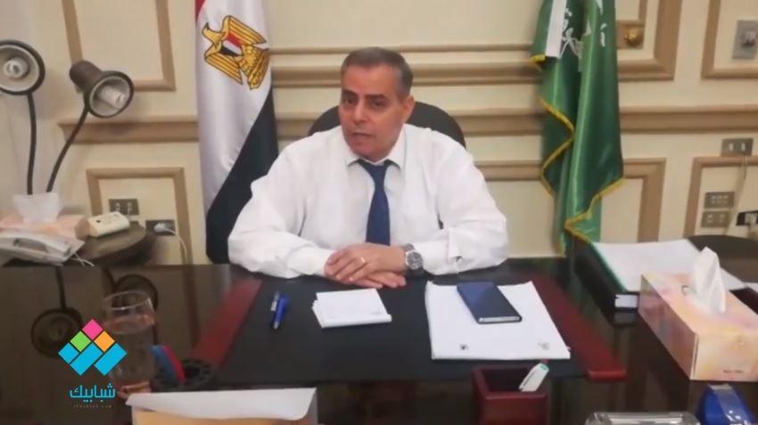 نصائح عميد كلية الحقوق جامعة القاهرة، الدكتور صبري السنوسي، للطلاب الجدد