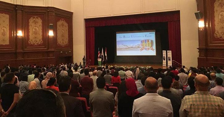 الجامعة البريطانية في مصر تنظم ندوة «كيف تصنع النجاح؟»