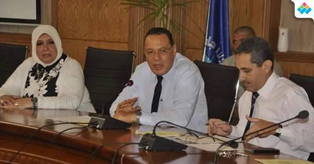 جامعة قناة السويس تستعد للعام الدراسي الجديد بمنع النشاط السياسي للطلاب