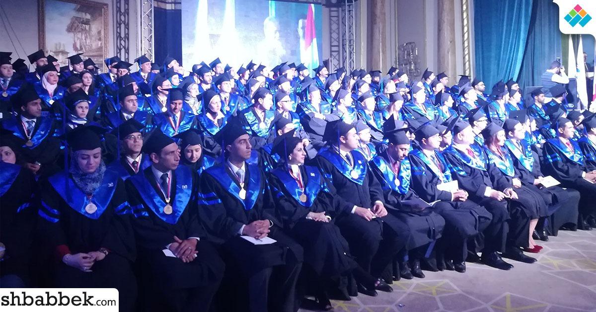جامعة إسلسكا مصر تحتفل بتخرج دفعة جديدة من طلاب ماجستير ريادة الأعمال