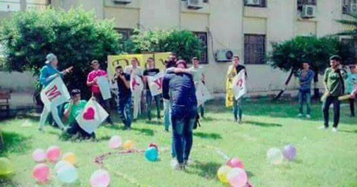رئيس جامعة طنطا: الفصل في انتظار طلاب واقعة الخطوبة داخل الحرم