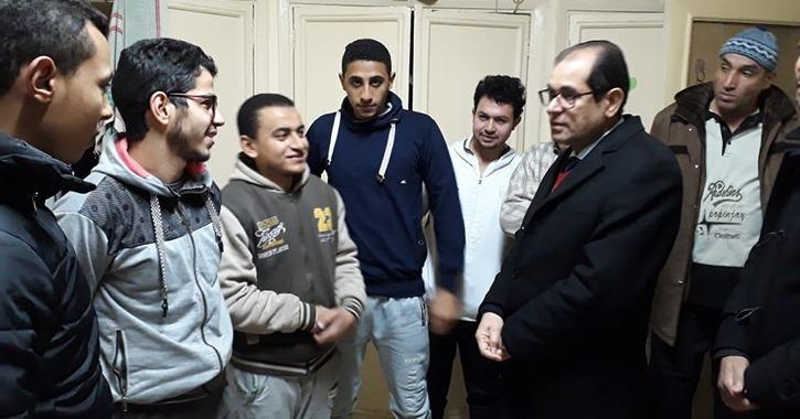 جامعة الأزهر تحقق في وفاة طالب اللغات والترجمة وإحالة المتورطين للنيابة