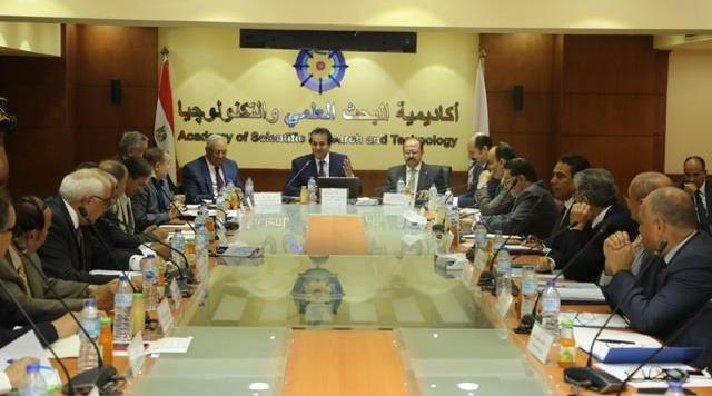 تفاصيل اجتماع المجلس الأعلى للجامعات الخاصة 15-8-2018