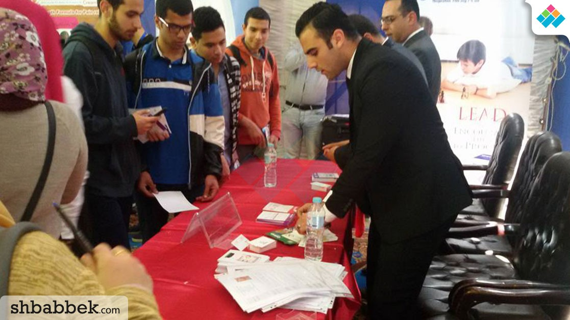 انطلاق الملتقى التوظيفي الثامن لطلاب جامعة المنصورة