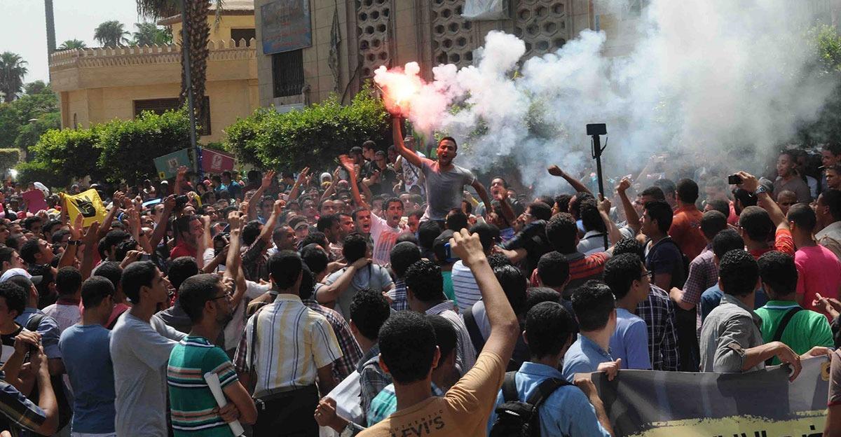 أحداث 30 يونيو أشعلت الجامعات وأمّمتها.. هكذا بدا المشهد