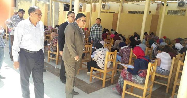 ضبط 222 حالة غش في امتحانات جامعة الإسكندرية
