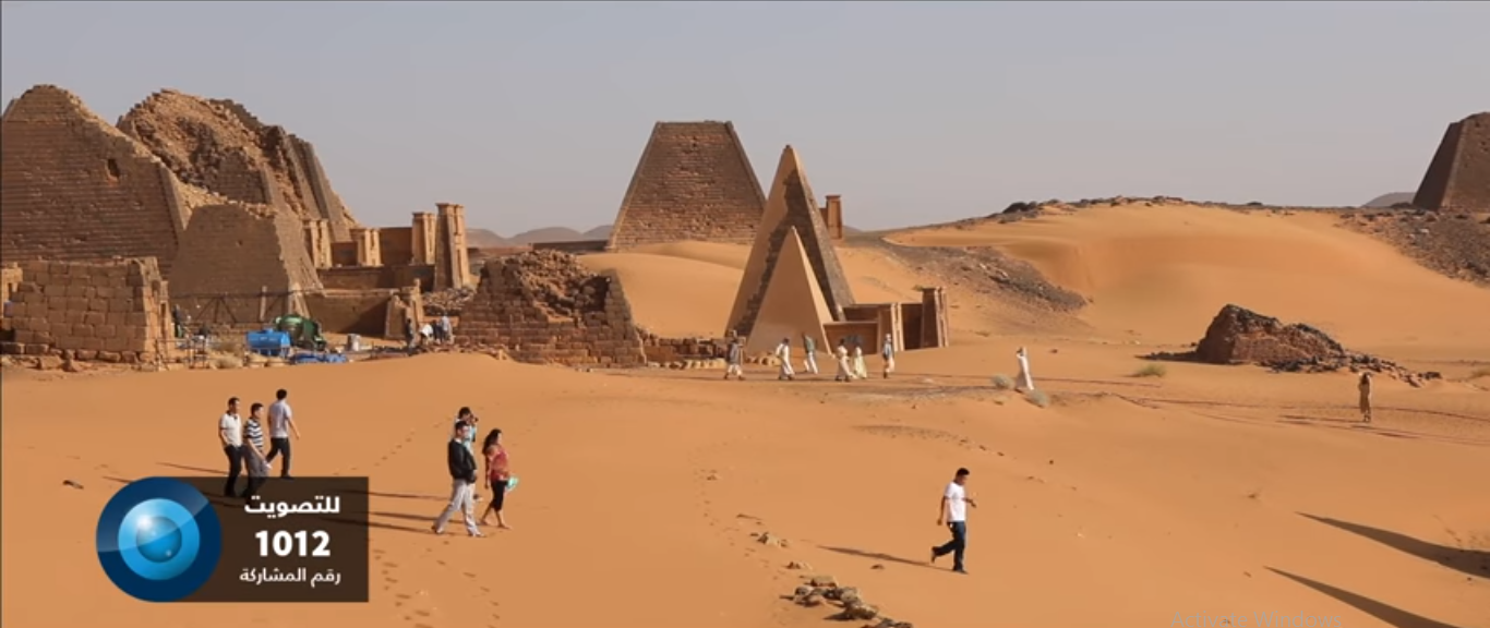 شاهد| جنة السودان كما لم تعرفها من قبل