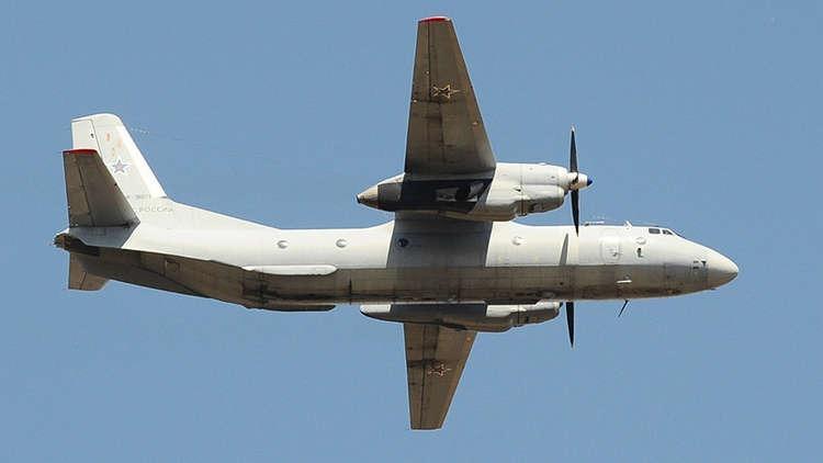 مقتل 32 شخصا في تحطم طائرة عسكرية روسية في سوريا