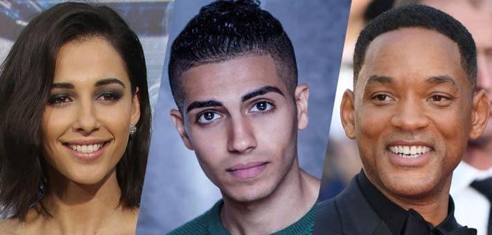 شركة «Disney» تختار المصري مينا مسعود لتجسيد شخصية «علاء الدين»