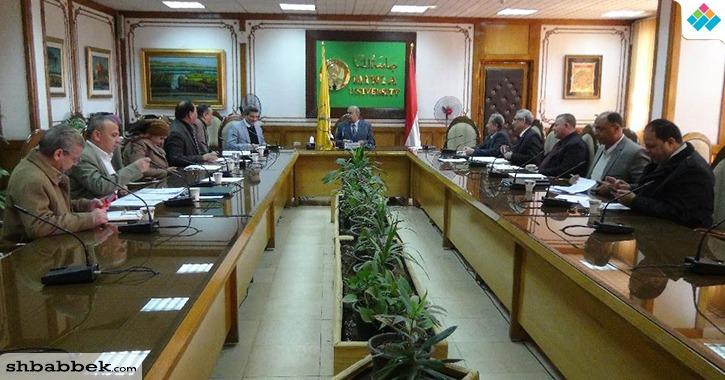 19 يناير فتح باب الالتحاق ببرامج التعليم المدمج بجامعة المنيا
