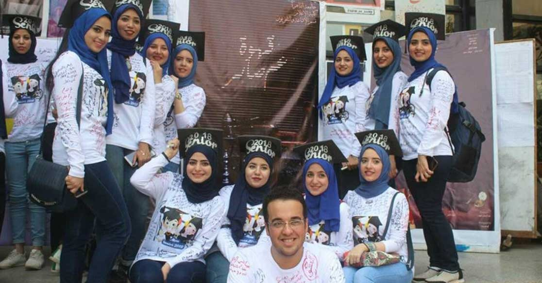 عندما تجسدت مصر في «قهوة عم صابر».. مشروع في «إعلام القاهرة» يتحدث عن الانتماء