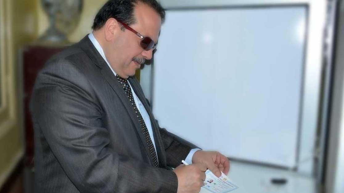 رئيس جامعة طنطا من لجنة الانتخابات: «المصريين إيد واحدة»