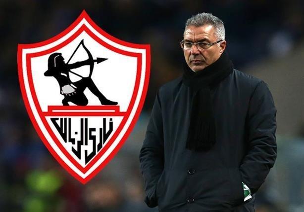 مدرب الزمالك:  جئنا لتحقيق الفوز على بطل الجزائر