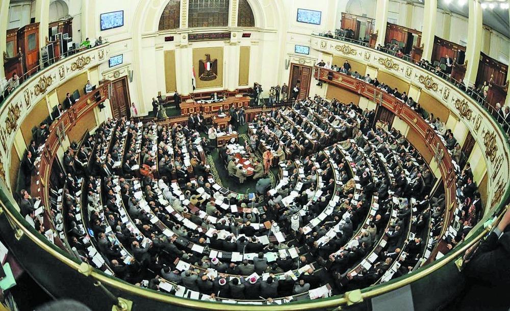 البرلمان يوافق على تقرير التعديلات الدستورية