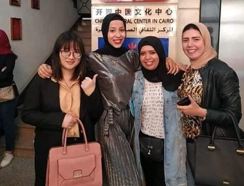 طالبة بجامعة حلوان تفوز في مسابقة القصة بالمركز الثقافي الصيني